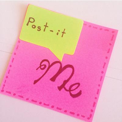 Post-it Me