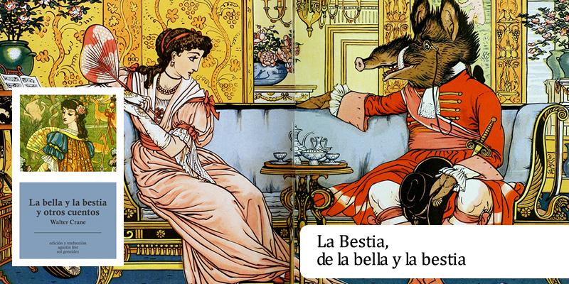 La Bestia, de la bella y la bestia.