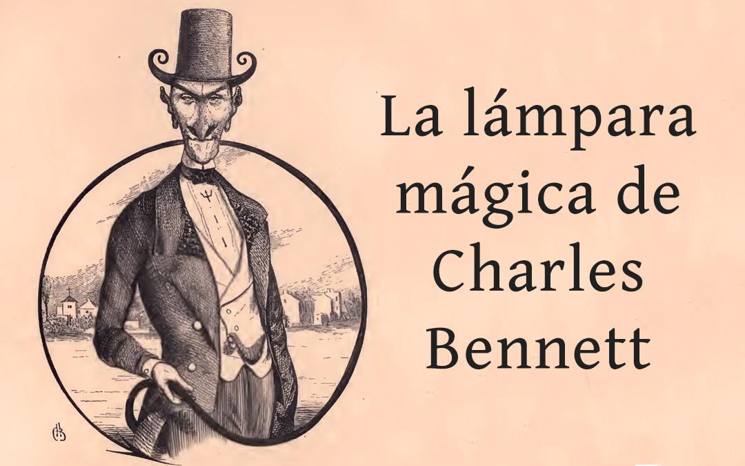 La lámpara mágica de Charles H. Bennett