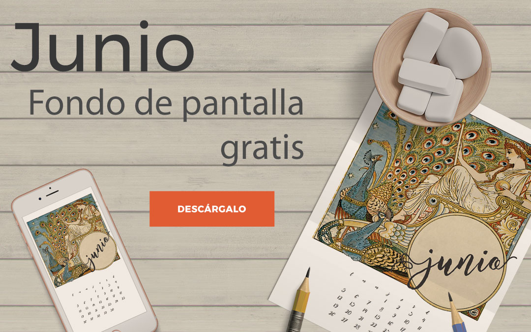 Wallpaper del mes de junio – Gratis